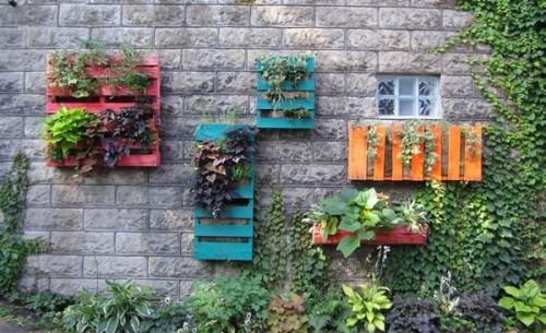 Habiller Un Mur Exterieur En Bois - Habillage De Mur En Bois Flott